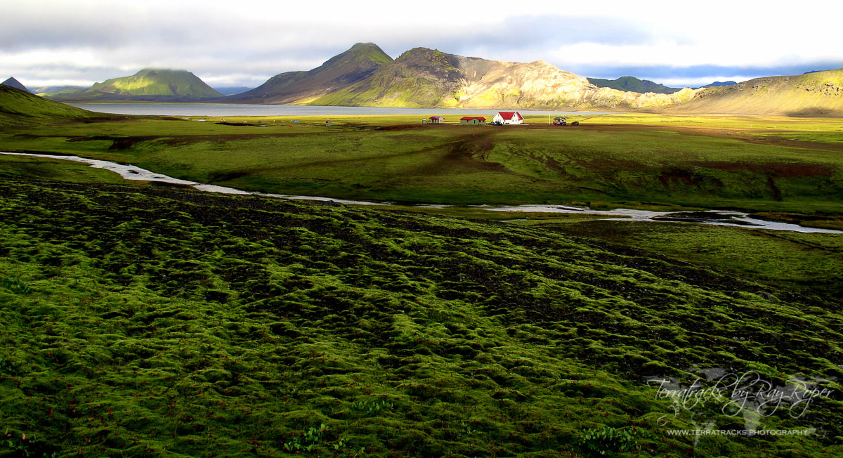 Saturday Morning, Day 3, departing Alftavatn for Emstrur